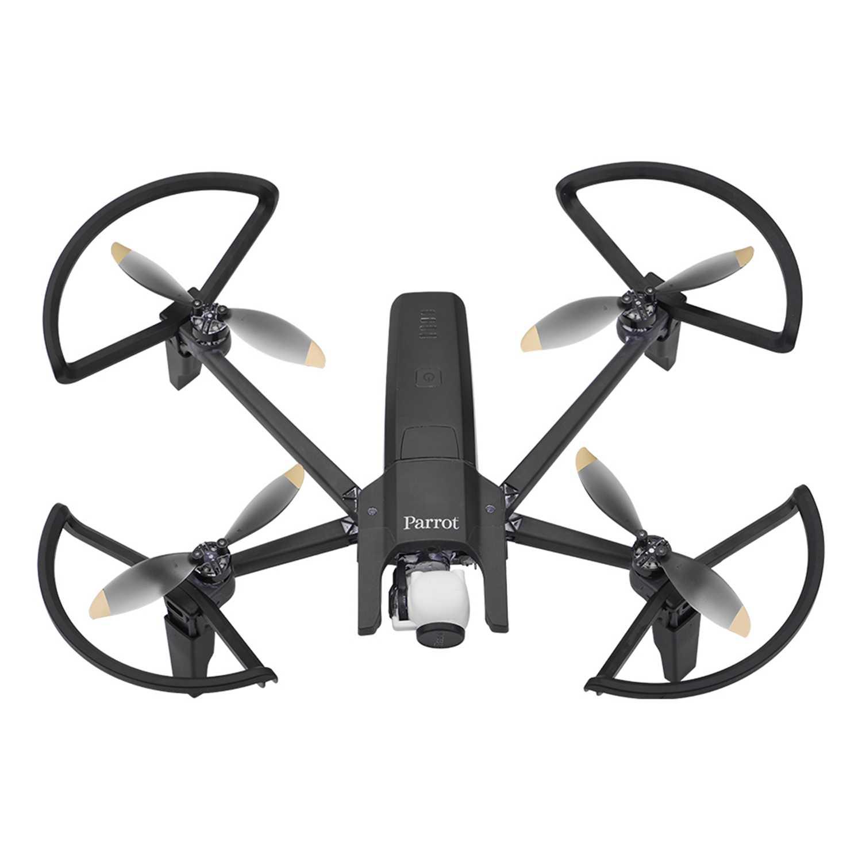 Baling-Baling Pelindung Bumper untuk Burung Beo Anafi Drone Guard Landing Gear Kit Ketinggian Extender Rilis Cepat Kaki Kaki Drone Saver