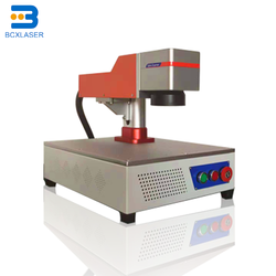 2019 nowy styl maszyna do znakowania laserowego jest bardzo popularny w europie