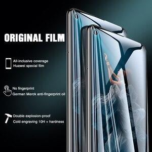 Image 2 - 111D Schutz Glas Auf Die Für Huawei Ehre 20 Pro 10 Lite 8 9 V10 V20 Gehärtetem Glas Für Ehre 20 Lite Screen Protector Film
