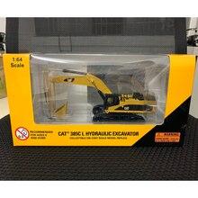 Бренд Diecast Masters#55203 1/64 масштаб гусеница Cat 385C L Гидравлический Экскаватор автомобиль Инженерная модель грузовика Автомобили Подарочные игрушки