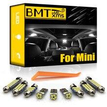 BMTxms Para Mini Cooper R50 R53 R56 F55 F56 R58 F57 R57 R52 F54 R55 Clubman Roadster R59 F60 R60 Canbus Do Carro LEVOU Luz Interior