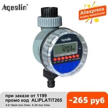 Arrosage Automatique LCD affichage programmateur minuterie d'arrosage maison robinet à tournant sphérique minuterie d'eau jardin arrosage minuterie Irrigation contrôleur système #21026
