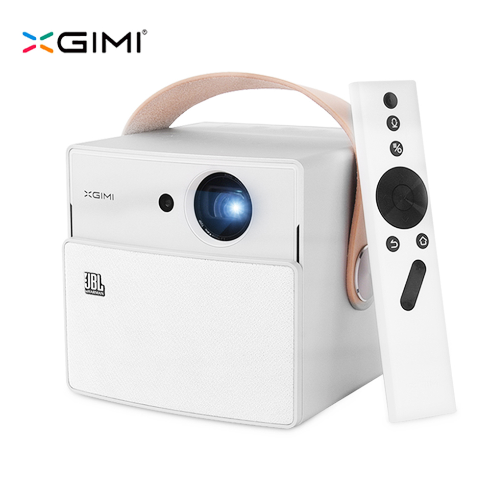 XGIMI CC Aurora DLP Mini Portable Projector Home Theater Android Wifi Shutter 3D Support HD Video With Battery Videoprojecteur    1