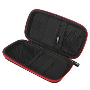 Image 3 - 2019 yeni X6s taşınabilir Vape çantası buhar aracı cep için buhar durumda elektronik sigara nargile aksesuar