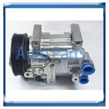 스바루 Impreza/Forester 2.5L 용 DKV10R DKV 10R 압축기 73111SC020 Z0012269A