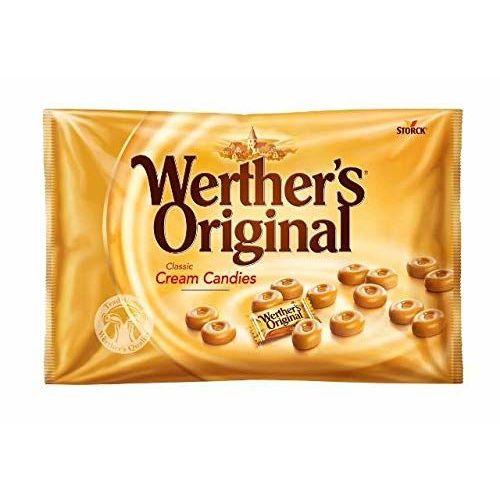 Caramelos Werther´s Original Crema Nata Bolsa 1 Kg