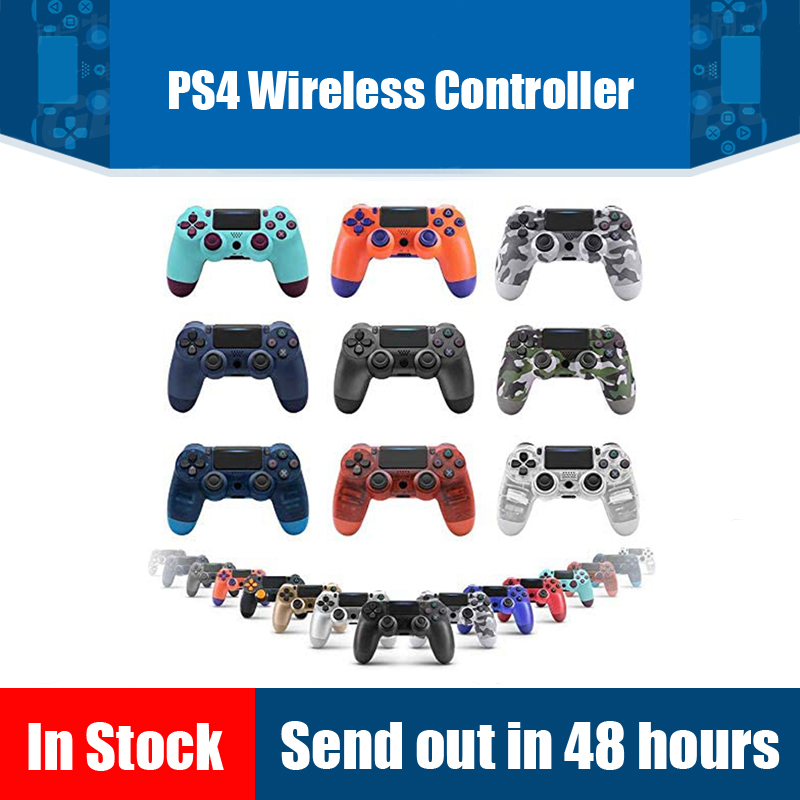 Bluetooth Wireless Gamepad for PS4 Controller for PS4 Gamepad PS 4 Game Console For Playstation 4 Dualshock 4 Gamepad Joystick
