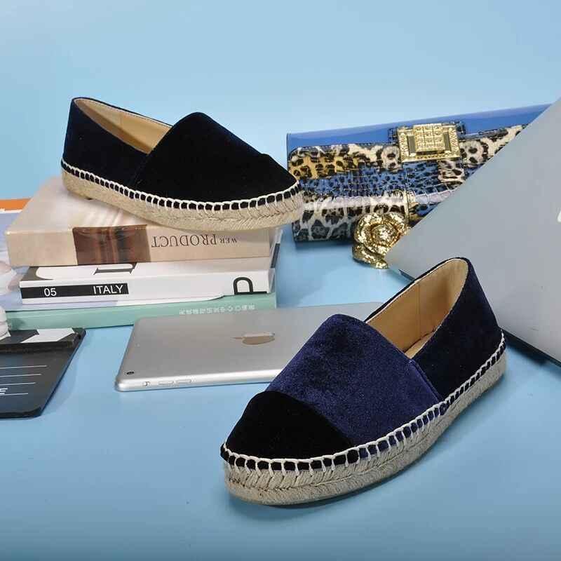 Designer Shoes Woman Luxury 2019 Slip