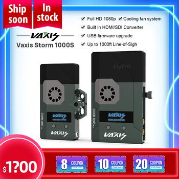 Vaxis Storm 1000S profesjonalna transmisja SDI 1080P sprzęt kinowy bezprzewodowy odbiornik transmisji wideo HD tanie i dobre opinie FORZAGO CN (pochodzenie)