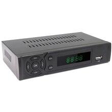 цена на Digital TV box DVB T2 Terrestrial  Receiver DVB-T2 DVB-T MPEG-2/-4 H.264 HDMI Set Top Box RJ45 For RUSSIA/Europe DVB8938