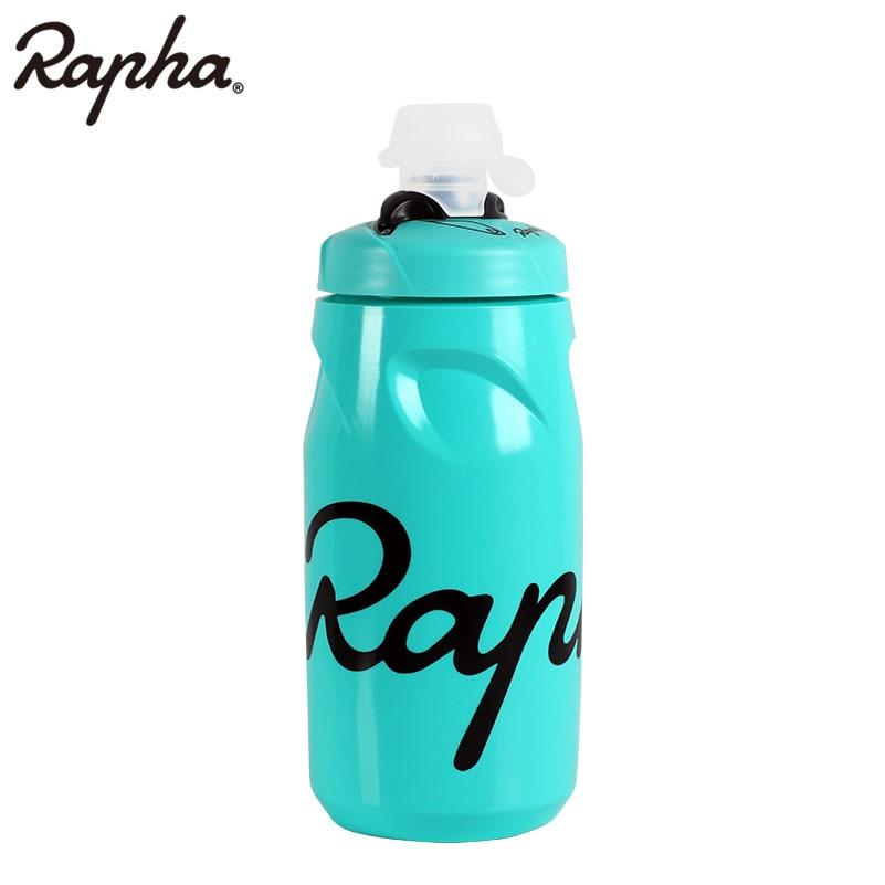 Rapha Ультралегкая велосипедная бутылка для воды 620-750 мл герметичная PP Спортивная бутылка для воды для питья велосипедный запираемый рот вело...