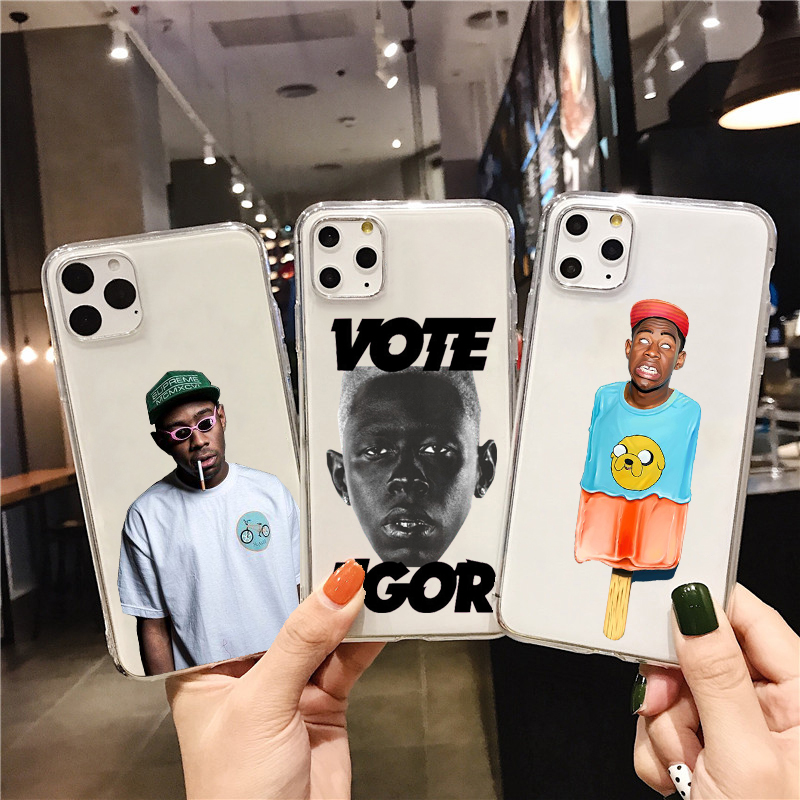 Yinuoda New Golf Wang Odd Future Soft silicone Cover case For