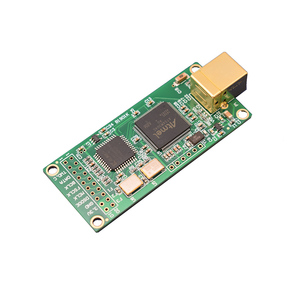 Image 5 - Lusya Combo 384 USB I2S desteği DSD512 32bit için AK4497 ES9038 AK4493 dekoder DAC bkz. Amanero Usb kartı e3 003