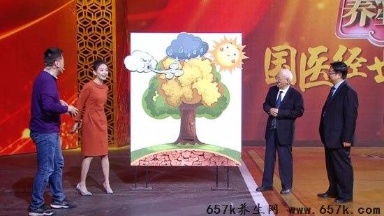 养生堂20191027,徐经世,绞股蓝,甘股蓝,三七,国医大师的经世传奇2