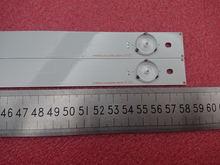 (Новый комплект) 10 шт 5 светодиодный s 584 мм подсветка полосы
