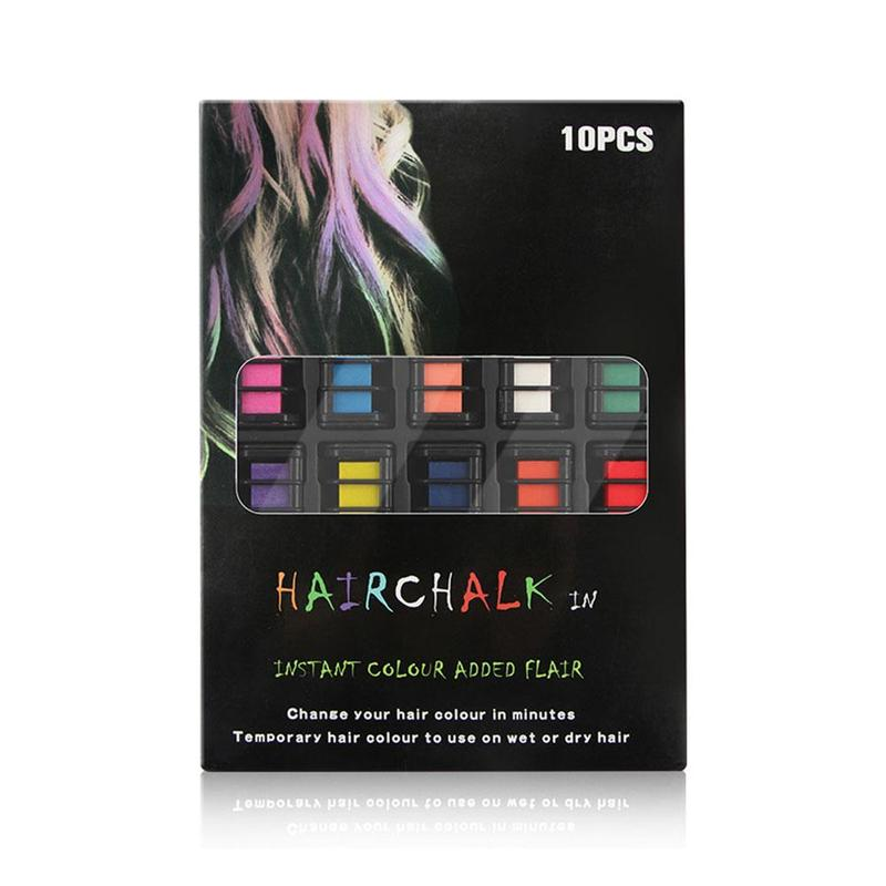 temporária não-tóxico diy rímel tintura de cabelo um lavável lápis de cor