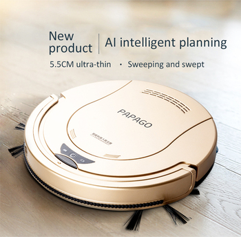 robot vacuum cleaner phoreal fr 601 110 240v vacuum cleaner for home 1000 pa suction vacuum cleaner wet and dry and mopping Robot Vacuum Cleaner 1800PA Poweful Suction 3in1 pet hair home dry wet mopping cleaning robot Auto Charge vacuum mini