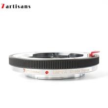 7 Nghệ Nhân LM FX Đóng Tập Trung Adapter Phù Hợp Cho Leica M Đến Fuji XF Máy Ảnh Không Gương Lật XS10 XT4 XT20 Macro Ring miễn Phí Vận Chuyển