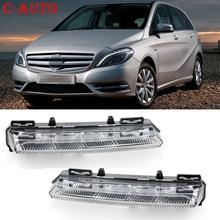 Auto LED Tagfahrlicht Nebel lichter Für Mercedes-Benz A-CLASS W176 / B-CLASS W246 W242 B160 B180 B200 b260 A2049069100