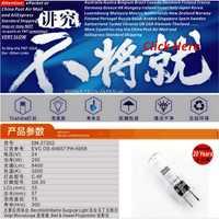 DN-27202-bombilla halógena para sala de operaciones lámpara quirúrgica, 24V, 250W, EVC, 6958, 64657, hlx, 24V250W, microscopio proyector de película
