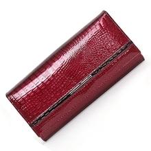 2020 new women wallets genuine leather wallet woman luxury brand ladies leather wallets cow leather womens purses