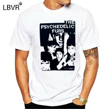THE PSYCHEDELIC เสื้อใหม่ ORDER Cure Art ROCK ใหม่ WAVE Band Graphic Tee(China)