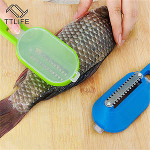 Cooking-Tool Knife-Machine Convenient-Scraping-Scale Multipurpose Kill-Fish Clean Garden