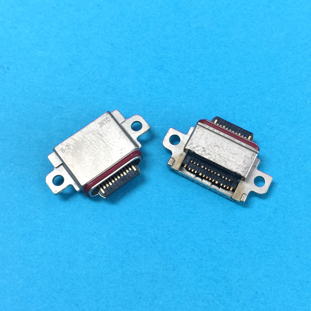 USB Charging Port Dock Connector Socket Repair Parts For Samsung Galaxy S10 S10E S10 Plus