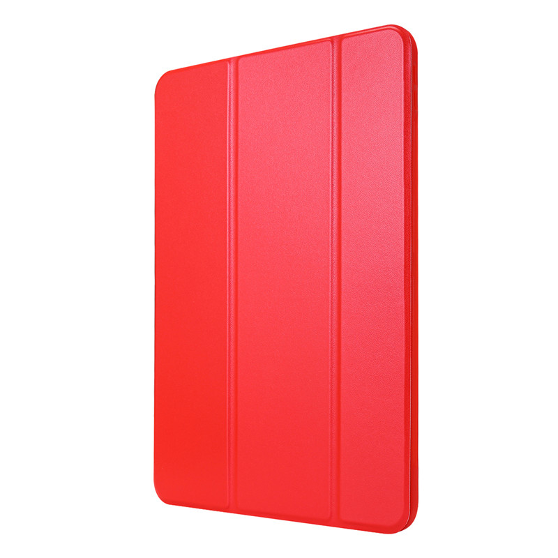 For Silicone 11Pro 2020 For PU Tri-fold iPad Case Leather Case Soft Cover Smart Case