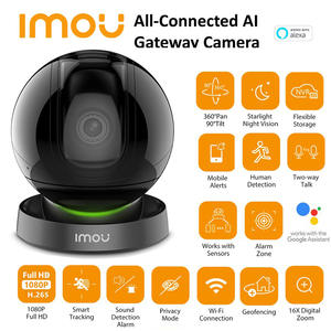 Dahua Imou Ranger IQ IP WIFI Camera All-connected AI Camera Gateway Starlight Night Vision
