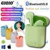 Mini-2 Wireless Headphone Bluetooth Earphones Waterproof Earpieces Sport Earbuds For Huawei Iphone OPPO Xiaomi TWS Music Headset 1