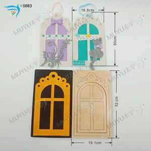 Image 3 - Moules en bois amovibles en bois, pour fenêtres et portes, accessoires de découpe