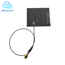 4G LTE gprs gsm 2G 3G interne FPC Flexible Antenne volle band High Gain 8DBI SMA männlichen interface 30CM Kabel länge 824-2690MHz