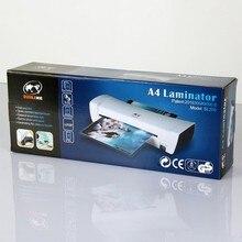 Profesional térmica Oficina laminador de frío calor máquina para A4 documento foto 24BB