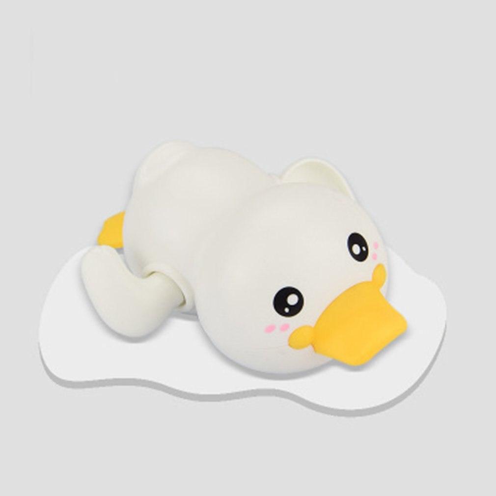 Baby Kids Squeaky Clockwork Ducks Bath Toys Bathe Room Water Fun Game Playing Newborn Boys Girls Toys For Children