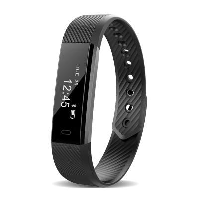 Smart Bracelet Bluetooth Waterproof Monitor WristWatch <font><b>Fitbits</b></font>