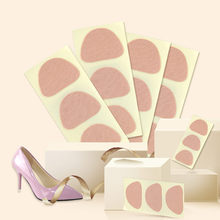 2pairs Ankle Forefoot Pads Foot Care Tool Shoe Patch Insoles Inserts Massager High Heels Anti-Slip Pain Relief(China)