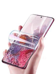 Screen-Protector Hydrogel-Film S7-Edge S9-Plus Samsung Galaxy S10E S20 Ultra A30S A51
