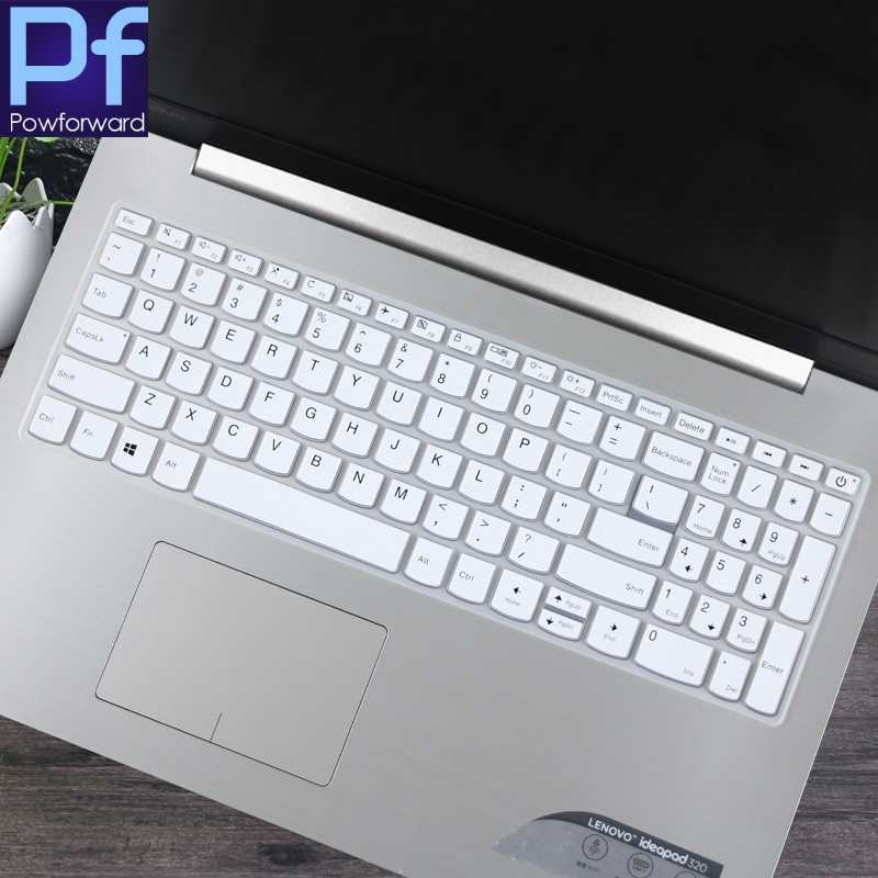 for Lenovo IdeaPad S540 15IWL  S540-15IWL  S 540 15 IWL 15 15.6 inch Silicone Laptop Notebook Keyboard Cover Skin Protector