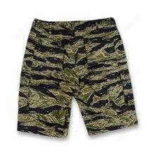 WW2 Vietnam war U.S. Army tiger pattern tiger spot camouflage TCU shorts