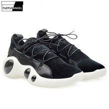 Genuine Leather Sneakers Men Breathable Casual Shoes Fashion Brand