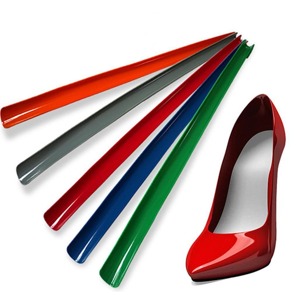 Long Handle Shoehorn Shoe Lifter Does Not Bend Over The Elderly Pregnant Women Shoe Pump Auxiliary Rod