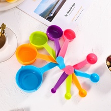 Measuring-Spoon Scoop Pastry Flour-Powder Cake Coffee-Baking-Tool Set for DIY Sauce Colorful