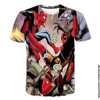 Disney SpiderMan dziewczyny t-shirty bawełniane dzieci czystej bawełny letnie ubrania t-shirty zabawny Top t-shirty dzieci maluch Tees T shirt tanie i dobre opinie COTTON CN (pochodzenie) Na co dzień Cartoon REGULAR O-neck Krótki Pasuje prawda na wymiar weź swój normalny rozmiar