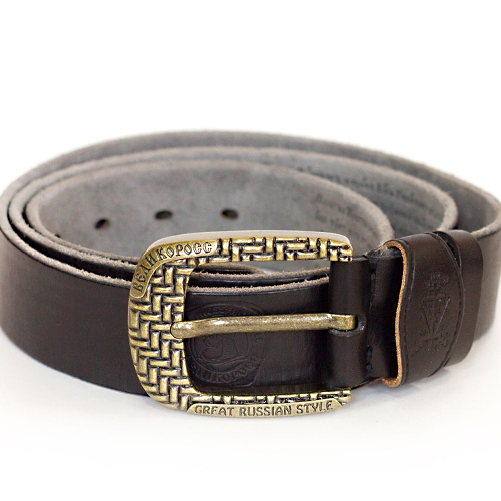 Belts Velikoross 783.16 belt for men leather belts for male girdle