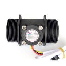 """DN40 турбинный расходомер 1,"""" датчик расхода воды для бассейна водоочистный зал расходомер"""
