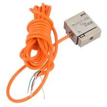 Minyatür S tipi yük cep tartı sensörü çekme basıncı gerginlik sensörü 0 ~ 20kg yük hücresi basınç sensörü