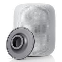 스마트 블루투스 스피커 금속베이스 패드 지원 홀더 95*95*20mm 사용자 정의 원형 라운드 스테인레스 스틸 스탠드 애플 homepod