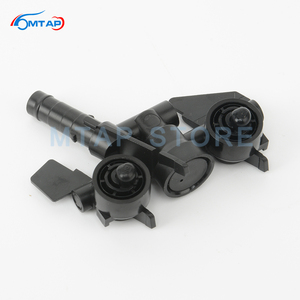 Image 2 - MTAP Headlight Cleaning Water Spray Jet For BMW 3 Series E46 1997 2006 318 320 323 325 328 330 M3 Front Headlamp Washer Nozzle