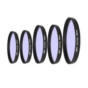 Image 4 - Szkło optyczne 46/49/52/58/62/67/72/77/82mm filtr Clear Night wielowarstwowa powłoka Nano redukcja zanieczyszczeń na nocne niebo/gwiazda